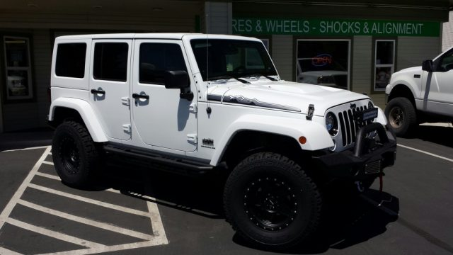 jeep polar edition