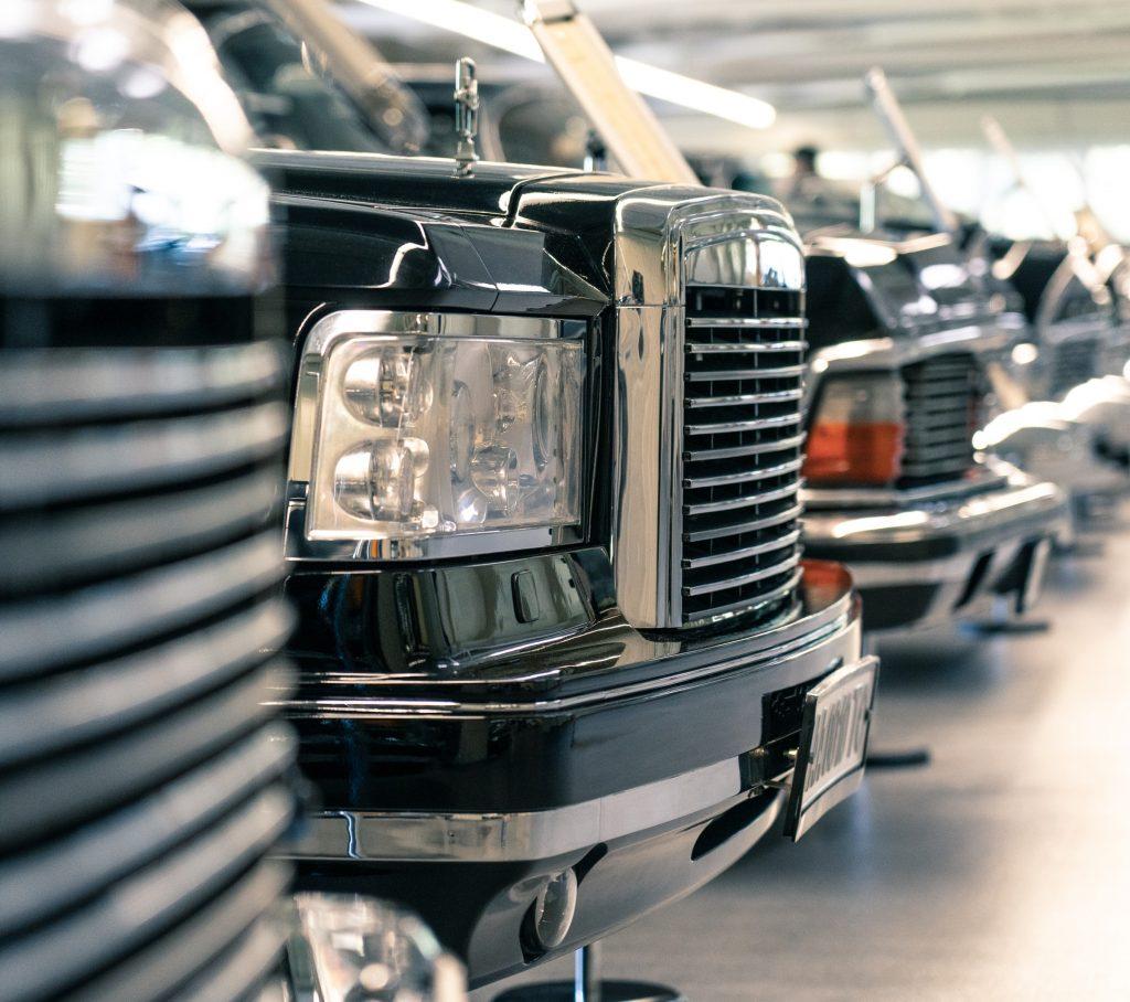 custom truck light