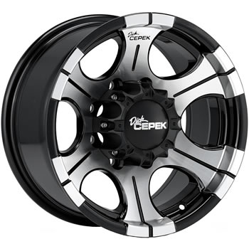 dick cepek wheels and tires