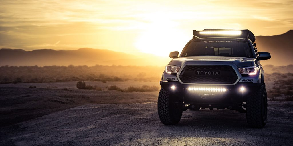 Custom Toyota Truck