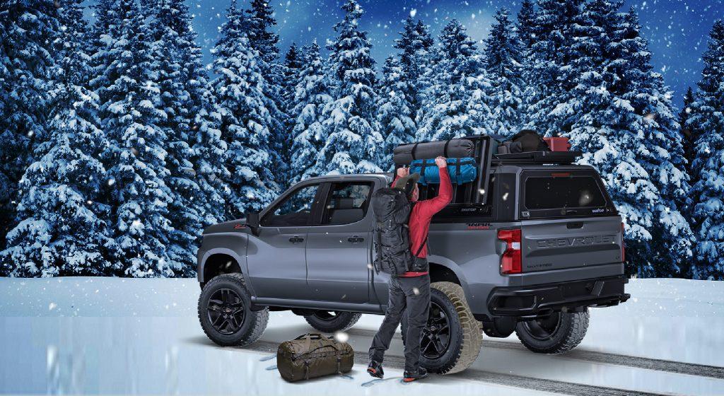 Overlanding SmartCap EVO sport custom truck accessories